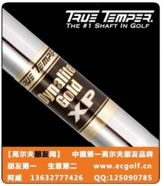 TRUE TEMPER DYNALITE  GOLD XP  钢杆身