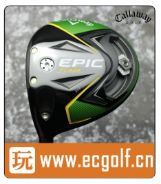 Callaway 卡拉威 EPIC FLASH 左手高尔夫一号木