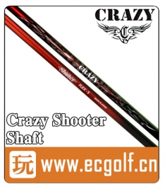 杆身 Crazy Shooter Shaft 一号木杆身