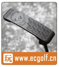 推杆 黑色限量款 SWAG PUTTER HANDSOMES ONE FEELS GOOD 303