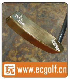 推杆 卡梅隆SCOTTY CAMERON 圈T收藏级 X TEST PROTOTYPE A000002
