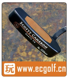 推杆 卡梅隆SCOTTY CAMERON 圈T收藏级 SANTA FE TE3 A003961
