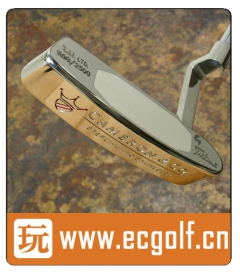 推杆 卡梅隆SCOTTY CAMERON 圈T收藏级 CAMERON CO. STERLING AND STAINLESS A002288