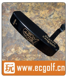 推杆 卡梅隆SCOTTY CAMERON 圈T收藏级 CLASSIC I 1993 AUGUSTA WINNER A000066
