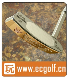 推杆 卡梅隆SCOTTY CAMERON 圈T收藏级 CAMERON CO. STERLING AND STAINLESS A002289