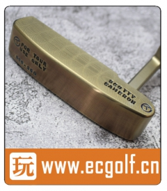 推杆 卡梅隆SCOTTY CAMERON 圈T 009M SSS 350 高尔夫球杆