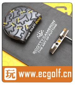 推杆 卡梅隆 SCOTTY CAMERON PHANTOM X5 MOTO CUSTOM 特别定制版 高尔夫球杆