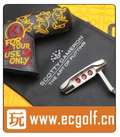 推杆 卡梅隆 SCOTTY CAMERON 圈T TOUR RAT I 高尔夫球杆