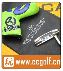 推杆 卡梅隆 SCOTTY CAMERON 圈T CONCEPT I TOUR 高尔夫球杆