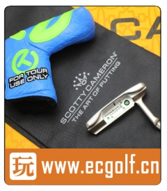 推杆 卡梅隆 SCOTTY CAMERON 圈T MASTERFUL TOURTYPE SSS 高尔夫球杆
