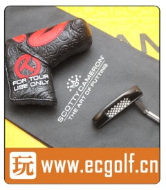 推杆 卡梅隆 SCOTTY CAMERON 圈T FASTBACK 1.5 T22 TOUR 高尔夫球杆